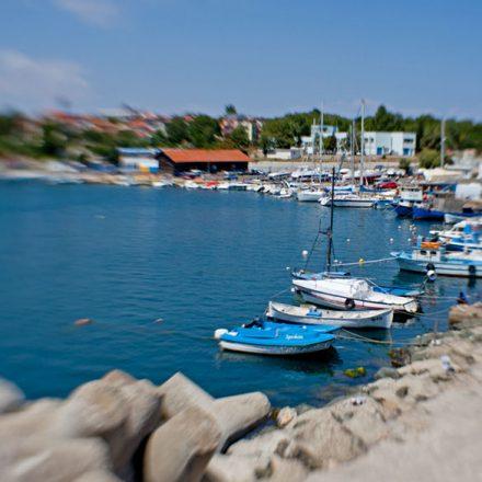 Пристанище Царево